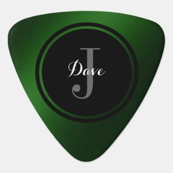 Personalized Guitar Pick by reflections06 at Zazzle