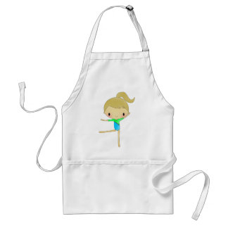 Personalized Gymnastics accessories Adult Apron