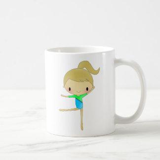 Personalized Gymnastics accessories Coffee Mug