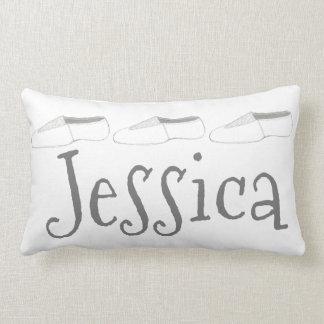 Personalized Gymnastics Acro Dance Gym Shoe Pillow