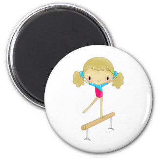 Personalized Gymnastics gifts and accessories Magnet
