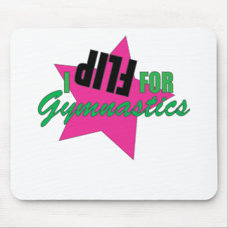 Personalized GYMNASTICS Gifts Mousepads