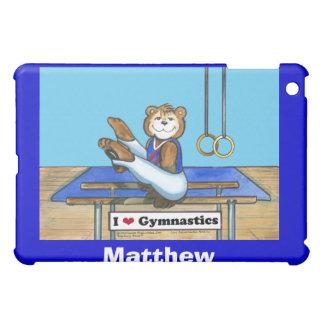 Personalized Gymnastics iPad Case