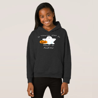 Personalized Halloween Ghost Sweatshirt