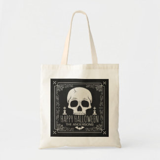 Personalized Halloween Party Favors | Tote Bag