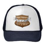Personalized Handyman Fix-It Custom Name Trucker Hat