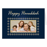 Personalized Hanukkah Card