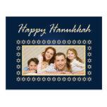 Personalized Hanukkah Postcard