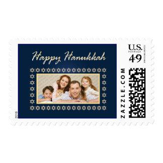 Personalized Hanukkah Stamp