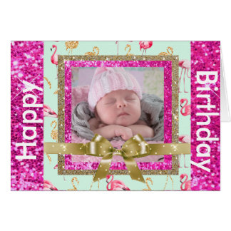 Personalized Happy Birthday Card for Grandma