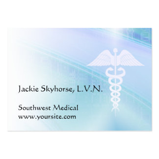 Personalized Healthcare Medical Business Cards