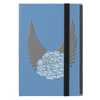 Personalized Heavenly Rose iPad Mini Case