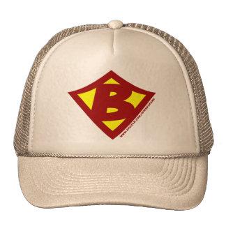 Personalized Hero B Trucker Hat