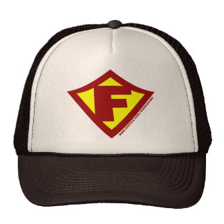 Personalized Hero F Hats