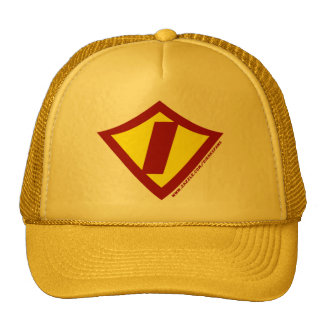 Personalized Hero I Trucker Hat