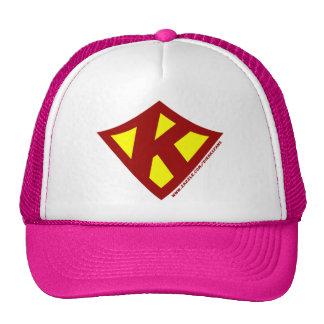 Personalized Hero K Trucker Hat