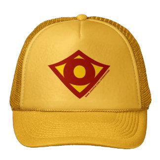 Personalized Hero O Trucker Hat
