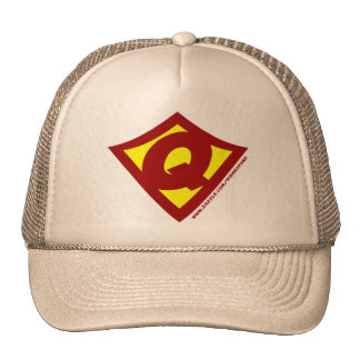 Personalized Hero Q Trucker Hat