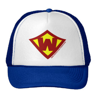 Personalized Hero W Hats