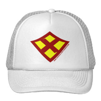 Personalized Hero X Trucker Hat