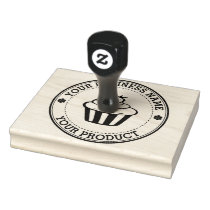 Personalized Homemade Logo Custom Large Rubber Stamp