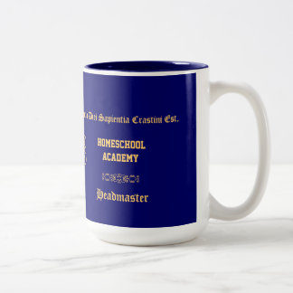 Personalized Homeschool Mug