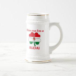 Personalized Hungarian Kiss Me I'm Budai Mug