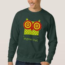 Personalized Hypno Owl Sweatshirt
