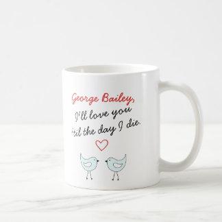 Personalized I'll Love You 'Til The Day I Die Mug