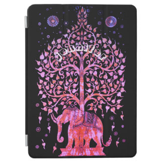 Personalized Indian Mandala Ethinc Tree Of Life iPad Air Cover