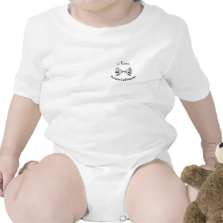 Personalized Infant Grill Master One-piece Baby Creeper
