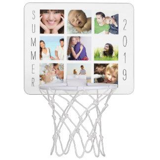Personalized Instagram Mini Basketball Hoop