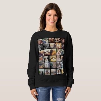 Personalized instagram photo collage T-Shirt