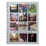 Personalized Instagram Photo Notebook