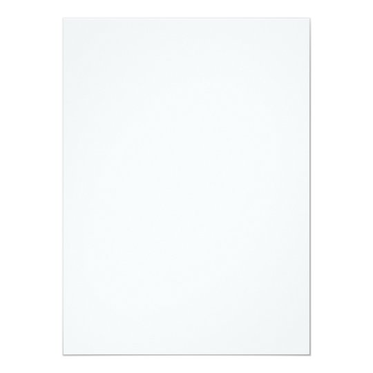 "Matte 5.5"" x 7.5"", Standard white envelopes included"