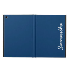 Personalized Ipad Air Case | Custom Color at Zazzle