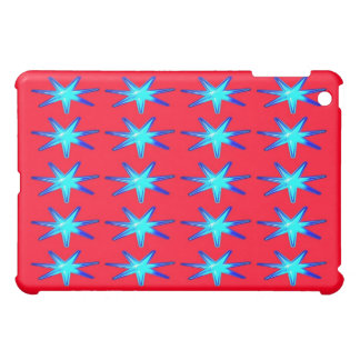 Personalized Ipad case pink with glowing stars