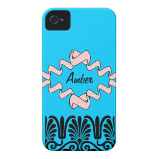 Personalized iPhone 4/4S Flexible Plastic Shell Case-Mate iPhone 4 Case