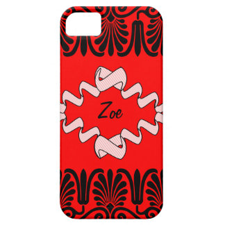 Personalized iPhone 5 Flexible Plastic Shell iPhone SE/5/5s Case