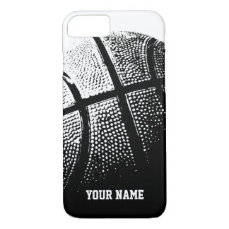 Personalized iPhone 7 case | basketball sports
