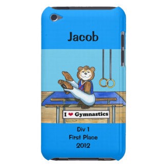 Personalized iPod Touch Case - Gymnastics