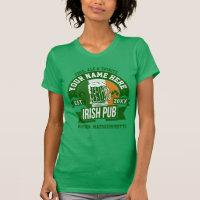 e9ade39f1 Personalized Irish Pub | Comical St Patrick's Day