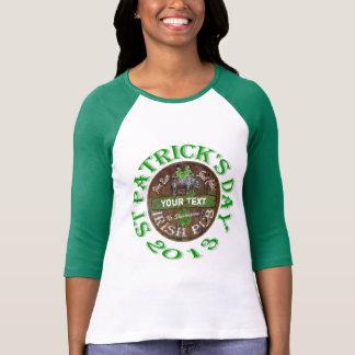 Personalized Irish pub sign Shirt