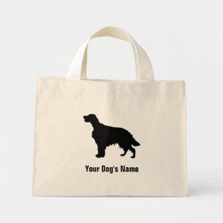 Personalized Irish Setter アイリッシュ・セッター Tote Bags