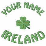 Personalized Irish shamrock