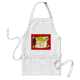 Personalized It! Coffee Bean Collection Adult Apron