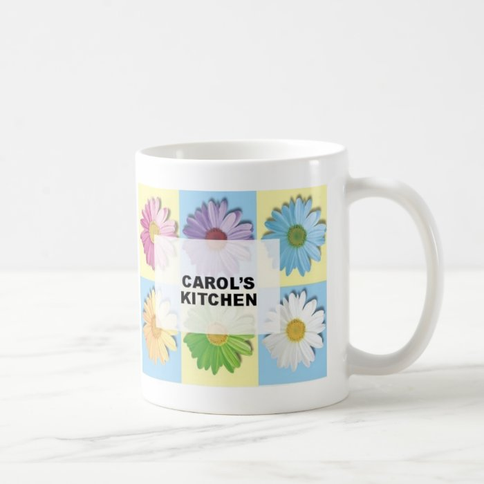 PERSONALIZED ITEMS FOR THE KITCHEN COFFEE MUG