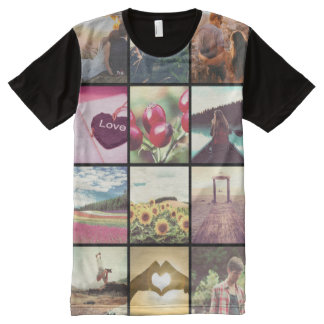 Personalized keeping memories alive All-Over-Print shirt