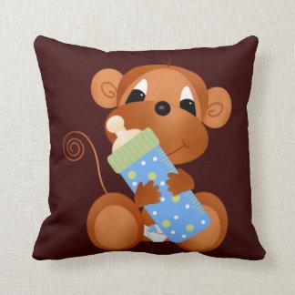 Personalized Keepsake Birth Boy  2 Pillow