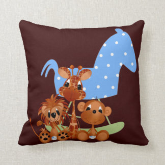 Personalized Keepsake Birth Boy  3 Pillow